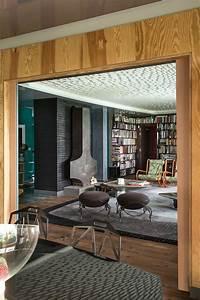 Appartement De Luxe Au Design Clectique Paris Vivons