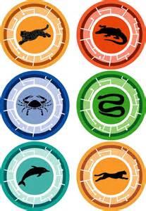 Wild Kratts Creature Power Discs Printable