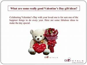 What Are Some Really Good Valentineu2019s Day Gift Ideas 10 Feb