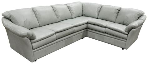 leather sectional sofas uptown leather sectional