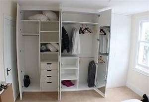 wardrobe inside layout closet traditional with built in