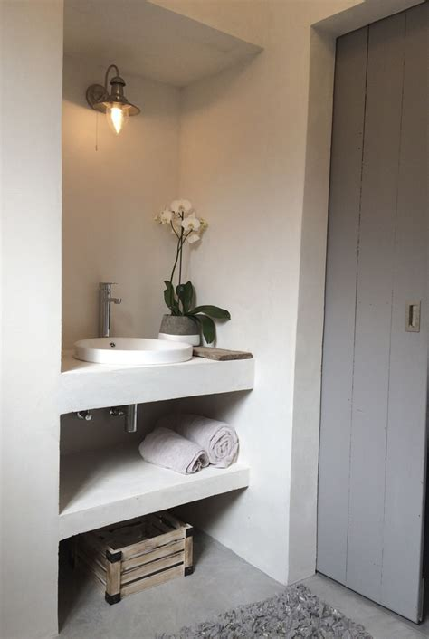 Bathroom Trend: Cemcrete Cement Finishes   Visi
