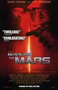 Mission to Mars Movie Posters From Movie Poster Shop