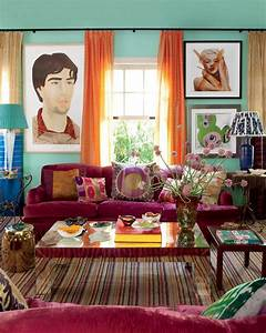 97, Awesome, Eclectic, And, Bohemian, Living, Room, Ideas