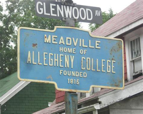 File:Meadville, PA Allegheny College marker.jpg - Wikipedia