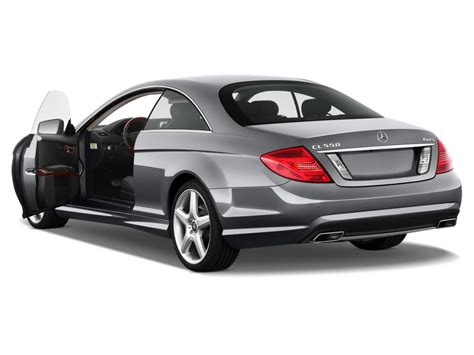 image  mercedes benz cl class  door coupe cl