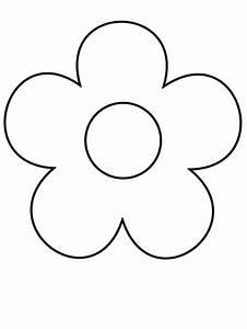 Blumen Basteln Vorlage : blumen schablonen zum ausdrucken kostenlos 01 basteln tk pinterest blumen schablone ~ Frokenaadalensverden.com Haus und Dekorationen