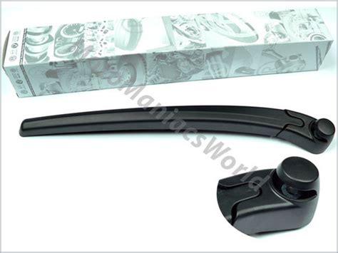 Seat Altea Xl 2006  2012 Rear Window Wiper Arm & Blade