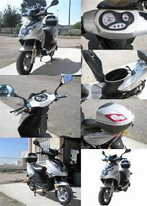 Scooter Electrique 2 Places : grossiste scooter electrique homologu 2 place destockage ~ Melissatoandfro.com Idées de Décoration