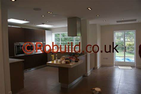 shaped kitchen extension ideas video   madlonsbigbearcom