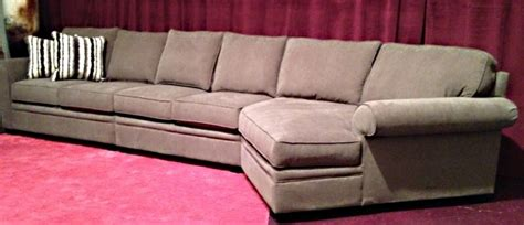 extra long sofa with chaise berkley sectional sofa with chaise and cuddler customized