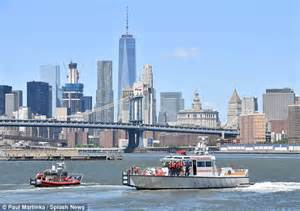 British Tourist Floated Miles Into New York Harbor After