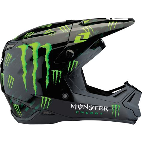 monster helmet motocross one industries gamma monster energy enduro off road