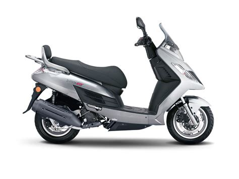 kymco roller 50ccm test motorrad bild idee
