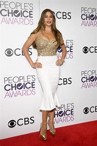 Sofia Vergara Gets it Done, in Marchesa at the People's ...