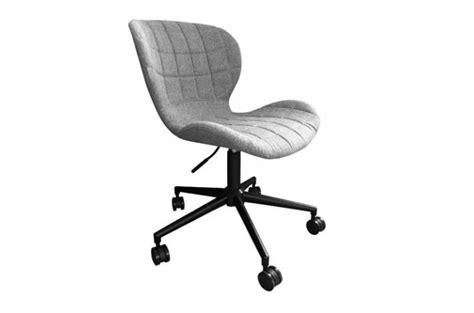 chaise de bureau design pas cher chaise de bureau grise pas cher