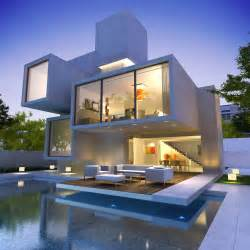 modern contemporary homes modern homes - Contemporary Modern House