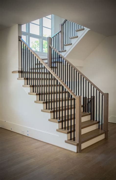 stairs without banister best 25 wrought iron stair railing ideas on
