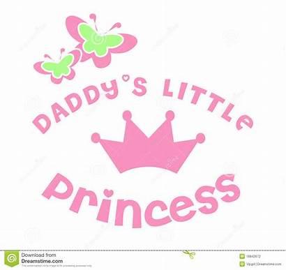 Papa Daddy Prinses Princesa Princess Weinig Principessa