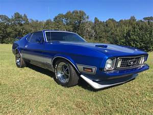 1973 Ford Mustang Mach 1 for Sale   ClassicCars.com   CC-1038741