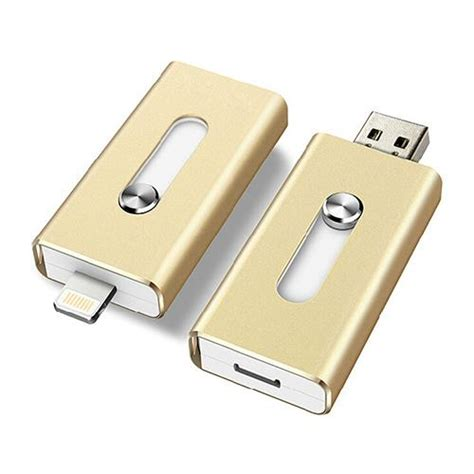 drive for iphone metal otg usb flash drive 16 32 64 128gb for apple