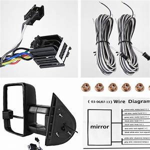 03 Silverado Mirror Wiring Diagram
