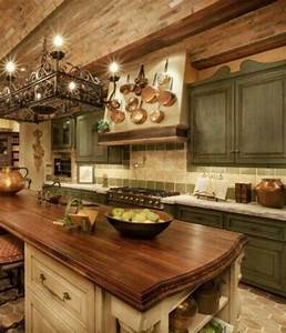 25 best ideas about tuscan kitchens on pinterest for Kitchen colors with white cabinets with tuscan wrought iron wall art