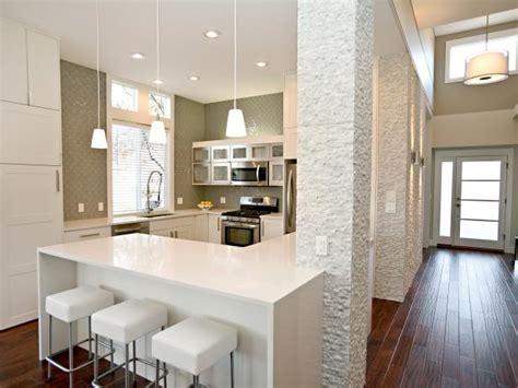 shaped kitchen remodels hgtv