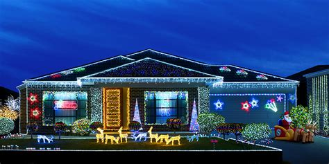stapler for christmas lights how to add outdoor decorations to your home