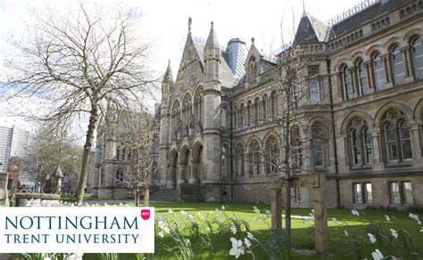 Nottingham Developing Solutions Scholarships in UK, 2017