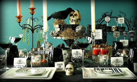 Wicked Halloween Dinner Party-celebrations At Home