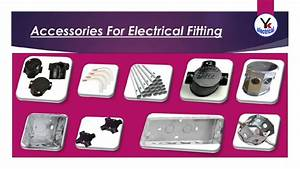 List Of Electrical Materials For Construction