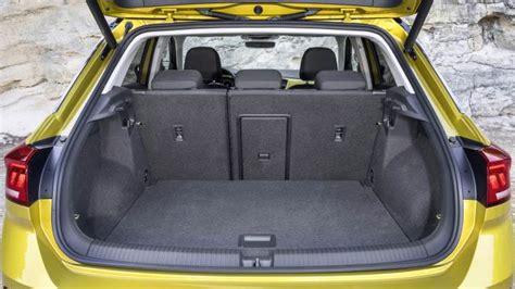 dimensioni volkswagen  roc  bagagliaio  interni