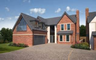 New Build Homes by Executive House Plans Uk Best Image Webproxp