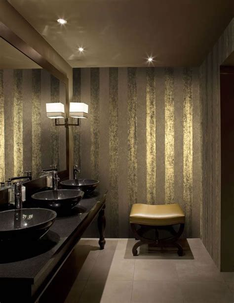 luxury wallcoverings luxustapete  streifen tapete