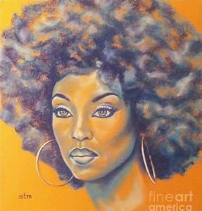 Black Women Art!   Art   Pinterest   Beautiful, Black ...