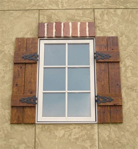 Wooden Shutters by Projects With Wooden Shutters Woodworking Projects Plans