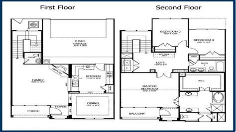 2 floor plans with garage 2 3 bedroom floor plans 2 master bedroom