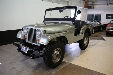 Kaiser Jeep - Vehicles - Specialty Sales Classics