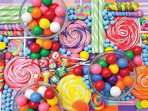 Colorful Candies Jigsaw Puzzle PuzzleWarehouse com