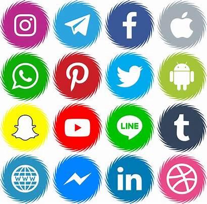 Social Icons Font Vector Svg Icon Logos