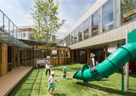 gallery of takeno nursery tadashi suga architects 3