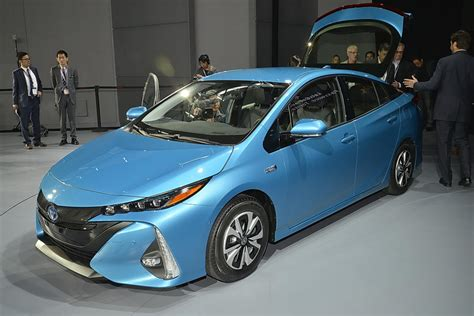 2017 Toyota Prius Prime Rated At 133 Mpge [news]