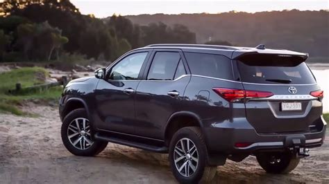 toyota fortuner  concept limited edition youtube