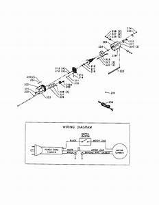 Delta 12 1  2 U0026quot  Portable Planer Housing  Motor  Wiring Parts