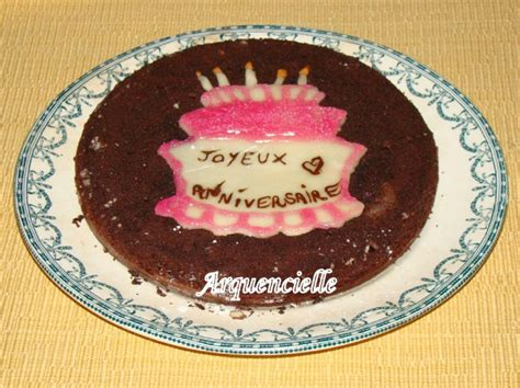 deco chocolat sur gateau g 226 teau d anniversaire chocolat d 233 co g 226 teau photo de cuisine cr 233 ative version sur les traces
