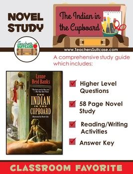 The Indian In The Cupboard Reading Level the indian in the cupboard questions reading writing