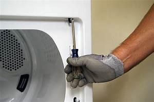Dryer Door  U0026 Brand New We4m415 Ge General Electric Dryer