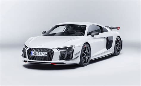 R8 And Tt Rs First To Receive Audi Sport Performance Parts