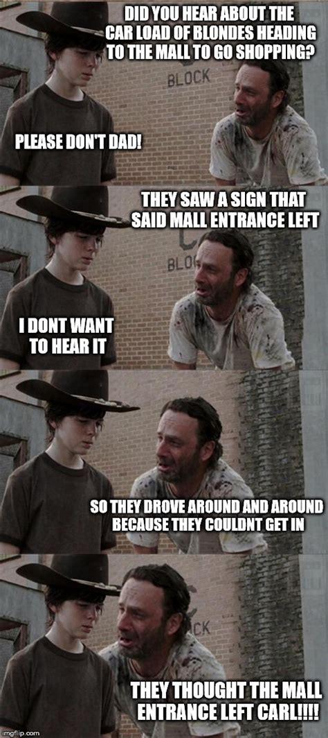 Rick And Carl Meme - she ratchet meme memes